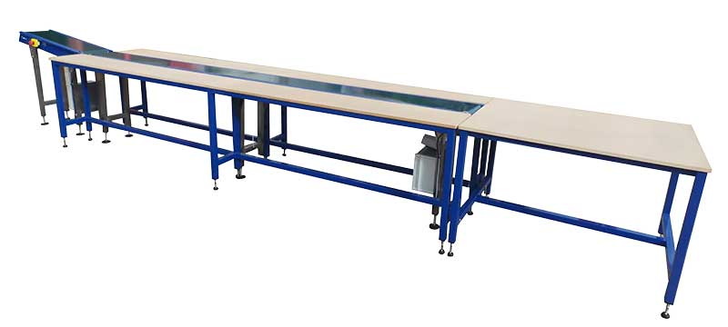 Incorporated conveyor systems