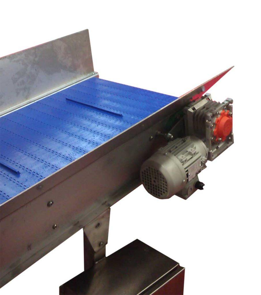 heavy duty modular belt conveyor