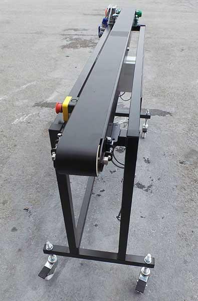 thin belt conveyor